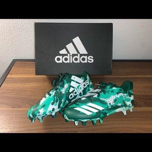 🔐 NWB ADIDAS 2.5Y ADIZERO 5-STAR FOOTBALL CLEATS